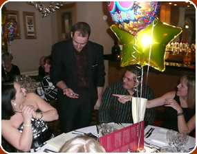 Birthday Magician in Surrey